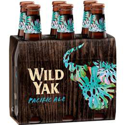 Matilda Bay Wild Yak Pacific Ale (6 x 345ml bottles)