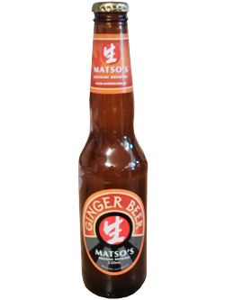 Matso Ginger Beer (330ml single bottle)