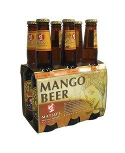 Matso Mango  (6 x 330ml bottles)