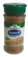 McCormick Seasoned Salt (180g)