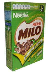 Nestle Milo Cereal (350g)