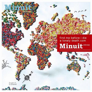 Minuit - Find Me Before I Die Lonely (CD)