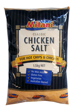 Mitani Chicken Salt LARGE (1.5kg)