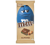 M&Ms Almond Chocolate Block (155g)