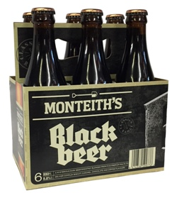 Monteiths Black (6 x 330ml bottles)