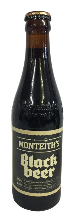 Monteiths Black (330ml bottle)