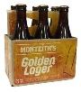 Monteiths Golden Lager (6 x 330ml bottles)