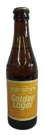 Monteiths Golden Lager (330ml bottle)