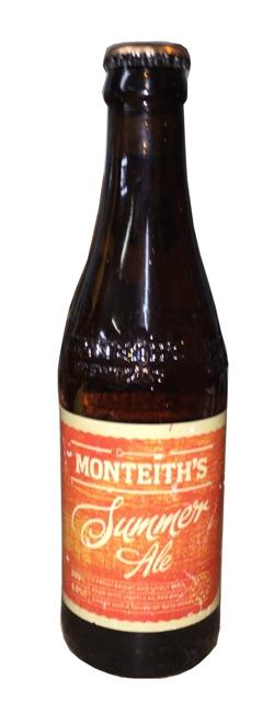 Monteiths Summer Ale (330ml bottle)