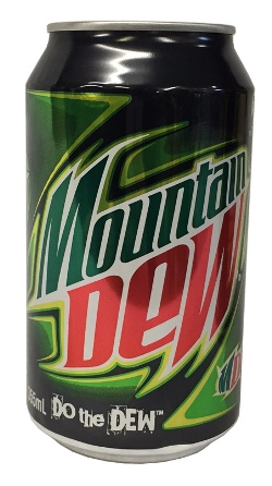 Mountain Dew (355ml)