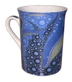 Mug - Aboriginal - Dolphin