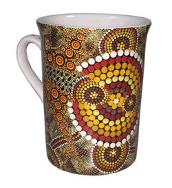 Mug - Aboriginal - Dot