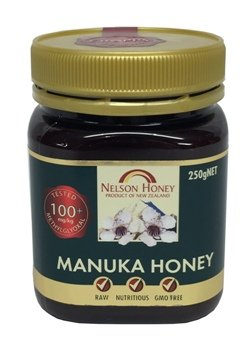 Nelson Honey - Manuka Honey Multifloral 100+ (250g)