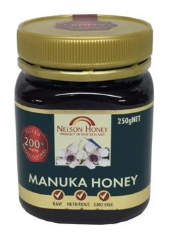 Nelson Honey - Manuka Honey 200+ (250g)