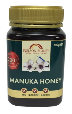 Nelson Honey - Manuka Honey 200+ (500g)