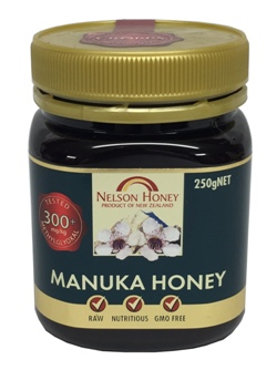 Nelson Honey - Manuka Honey 300+ (250g)