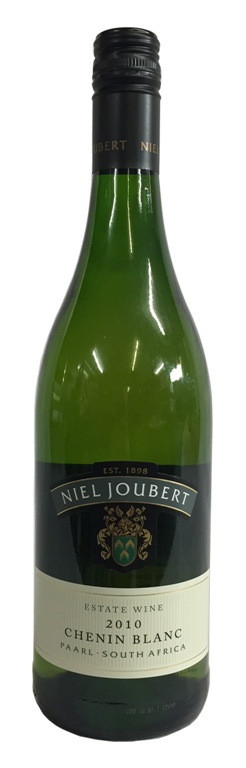 Niel Joubert Chenin Blanc 2010 (750ml)