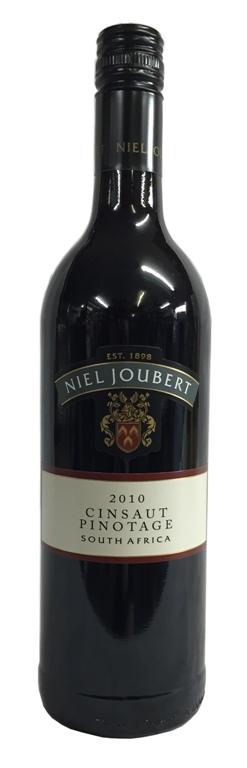 Niel Joubert Cinsaut Pinotage 2010 (750ml)