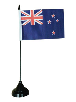 New Zealand Flag  (Desktop)