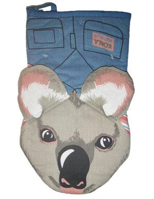 Oven Mitt Koala