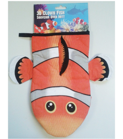 Oven Mitt Clown Fish