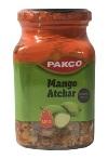 Pakco Mango Atchar - Mild (400g)
