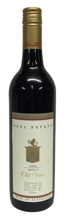 Peel Estate Shiraz 2006 (750ml)