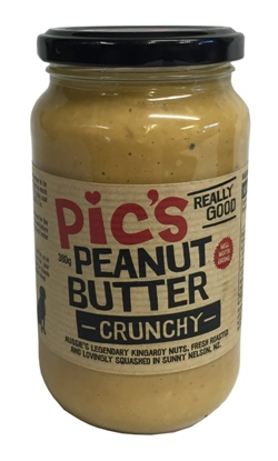 Pics Peanut Butter Crunchy (380g)