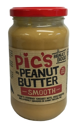 Pics Peanut Butter Smooth (380g)