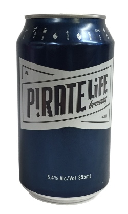 Pirate Life Pale Ale (355ml can)