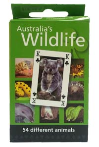 Playing Cards - Australian Wildlife