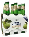 Pure Blonde Organic Cider (6 x 355ml bottles)
