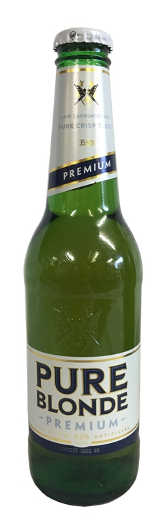 Pure Blonde (355ml Bottle)