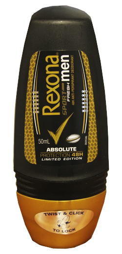Rexona Roll-on - Absolute for Men (50ml)