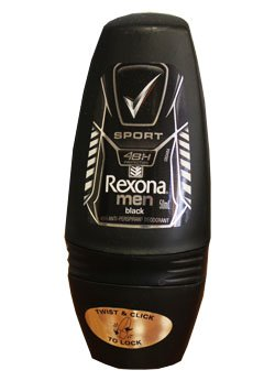 Rexona Roll-on - Black for Men (50ml)