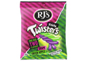 RJs Fruity Twisters Green Apple & Grape (180g)