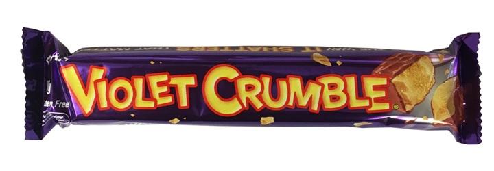 Robern Menz Violet Crumble (50g)