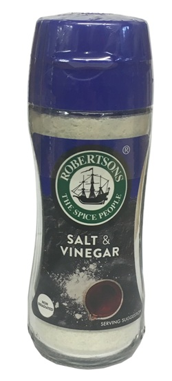 Robertsons - Salt & Vinegar Seasoning (100ml)