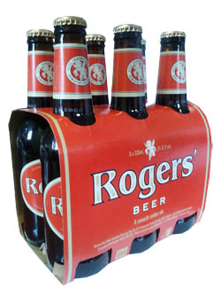 Little Creatures Rogers (6 x 330ml Bottles)