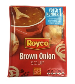 Royco Brown Onion Soup (45g)