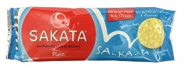 Sakata Gluten Free Rice Crackers - Plain (100g)
