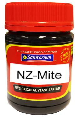 Sanitarium NZ-Mite (250g)