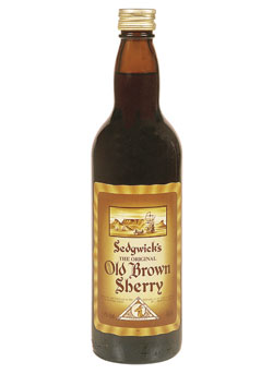 Sedgwicks Old Brown Sherry (750ml)