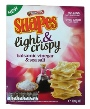 Arnotts Shapes Light & Crispy - Balsamic Vinegar & Sea Salt (120g)