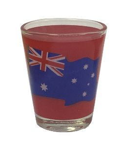 Shot Glass - Australian Flag