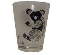 Shot Glass - Jijaka Kangaroo & Koala