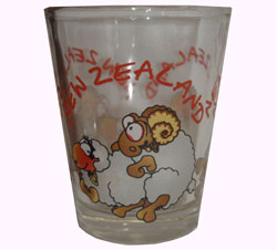 Shot Glass - Sheep Shagger