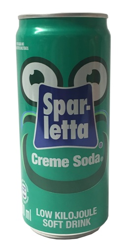 Sparletta - Creme Soda (300ml)