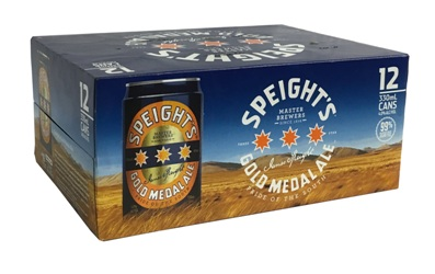 Speights (12 x 330ml Cans)