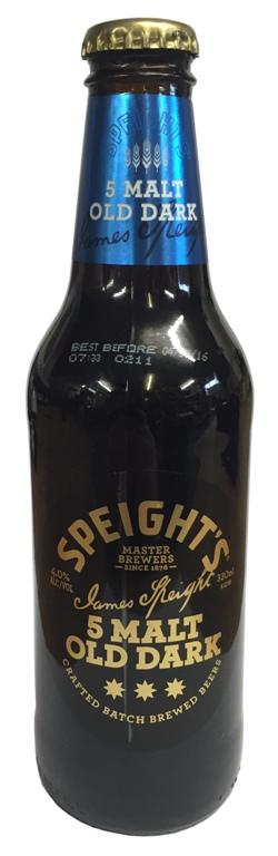 Speights Old Dark (330ml bottle)